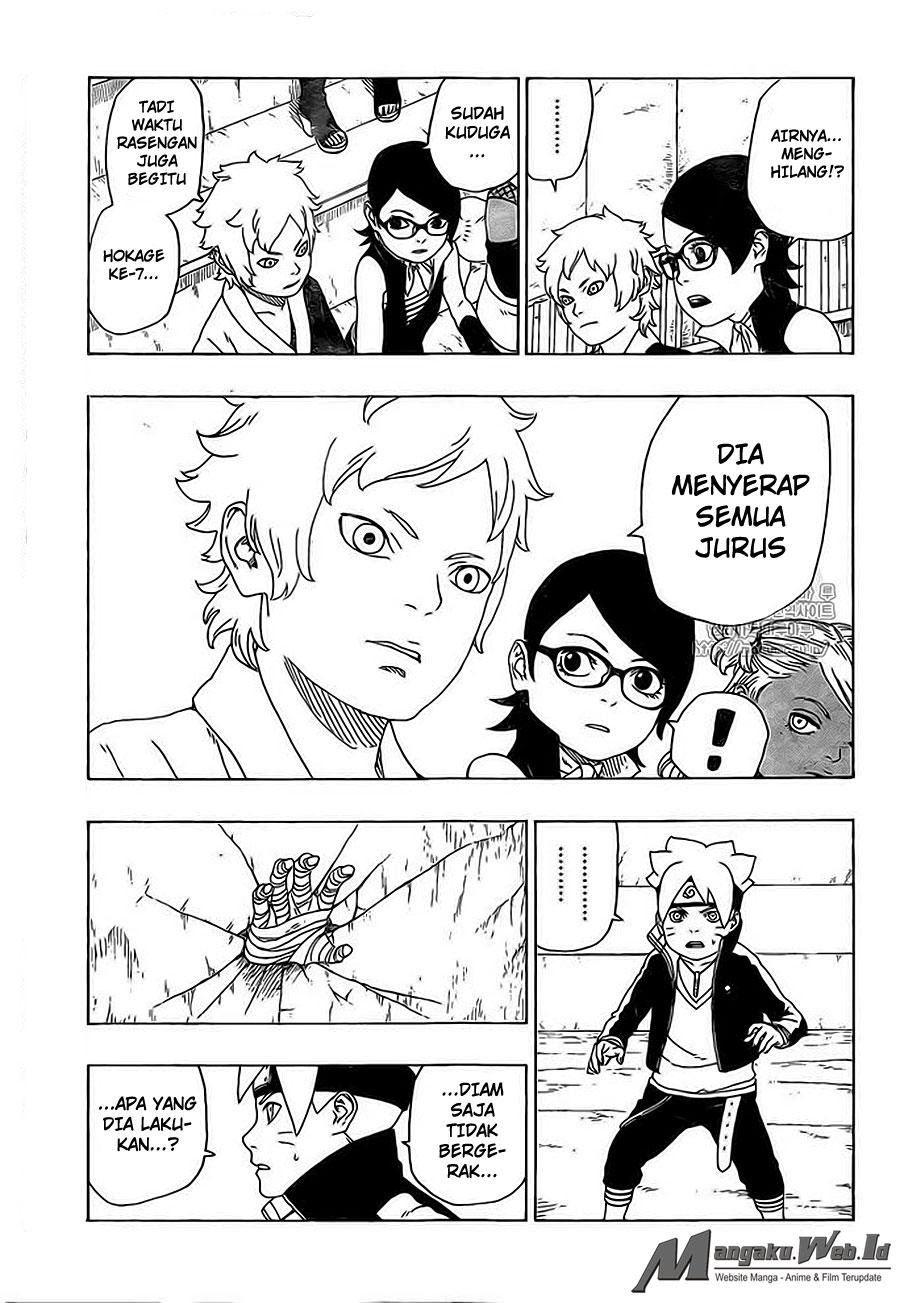 Manga Boruto Chapter 16 Bahasa Indonesia