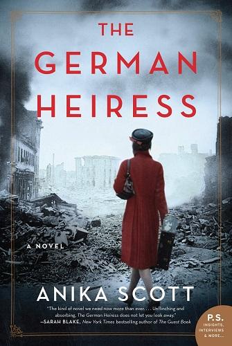 The German Heiress by Anika Scott pdf