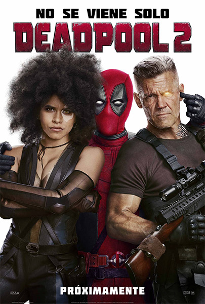 Deadpool 2 (Latino)  Descargar y Ver Online