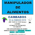 💡 Cursos de Manipulador de Alimentos | 22-23feb
