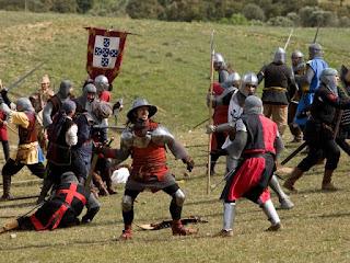 Resultado de imagem para Batalha dos atoleiros - portugal