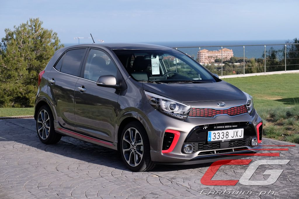 First Drive 2017 Kia Picanto 10 Mt Philippine Car News Car