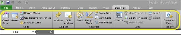 The 'Developer' ribbon appears in the menu bar Shout4Education