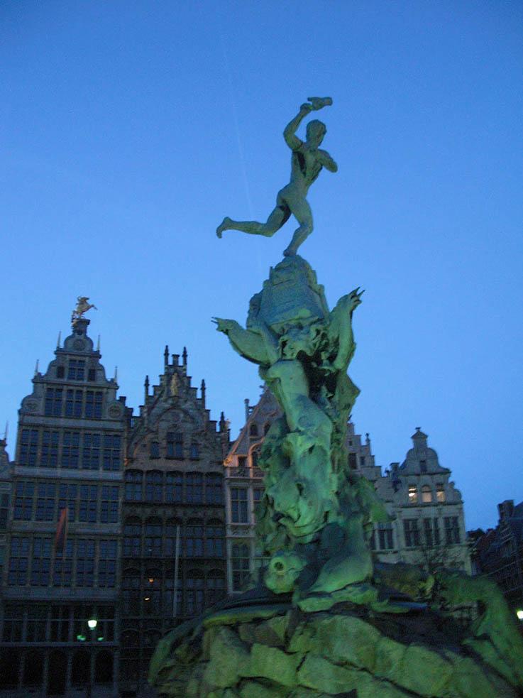 Organizzare un viaggio in Belgio
