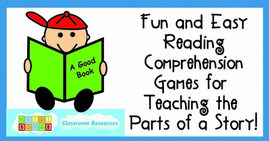 Fun and Easy Reading Comprehension Games
