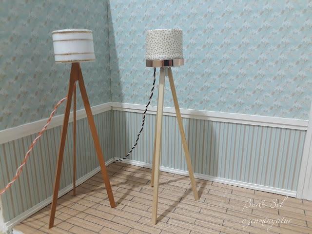 Minyatür Lambalar