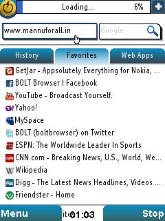 Download bolt symbian.