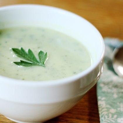 Creamy Zuke Soup