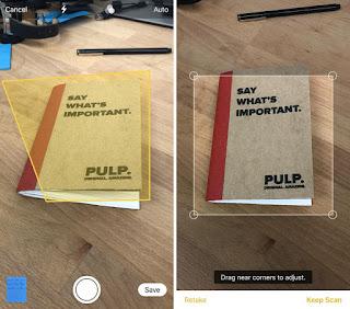 Cara menggunakan aplikasi Notes di iOS 11 sebagai pemindai dokumen