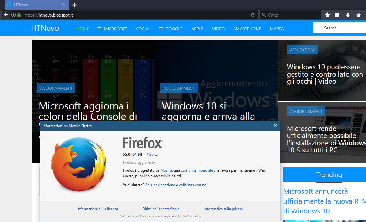 Firefox-aggiornato