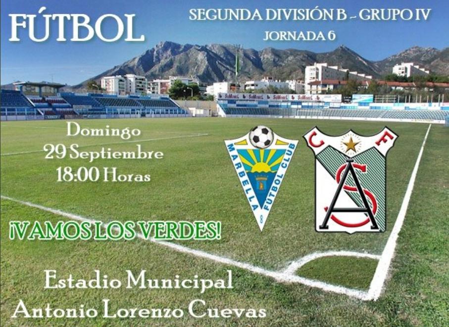 Planeta Segunda B: Marbella FC - At. Sanluqueño: \'Sumar para ...