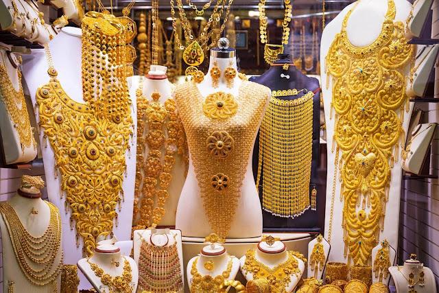 أسعار الذهب فى مصر اليوم الإثنين 11/1/2021 وسعر غرام الذهب اليوم فى السوق المحلى والسوق السوداء