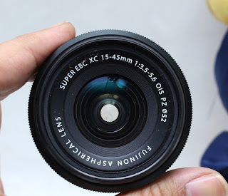 Lensa Fujifilm 15-45mm Bekas