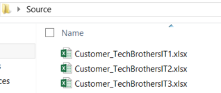 Welcome To TechBrothersIT: C# - Import Only Matching Column's Data