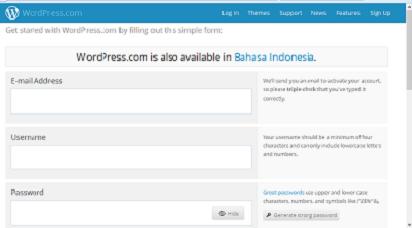cara daftar wordpress lewat hp,cara daftar wordpress gratis,cara daftar wordpress ke google,cara daftar wordpress di webmaster tools,