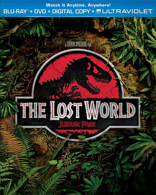 Jurassic Park 2 - The Lost World - 1080p - Dual - Portada