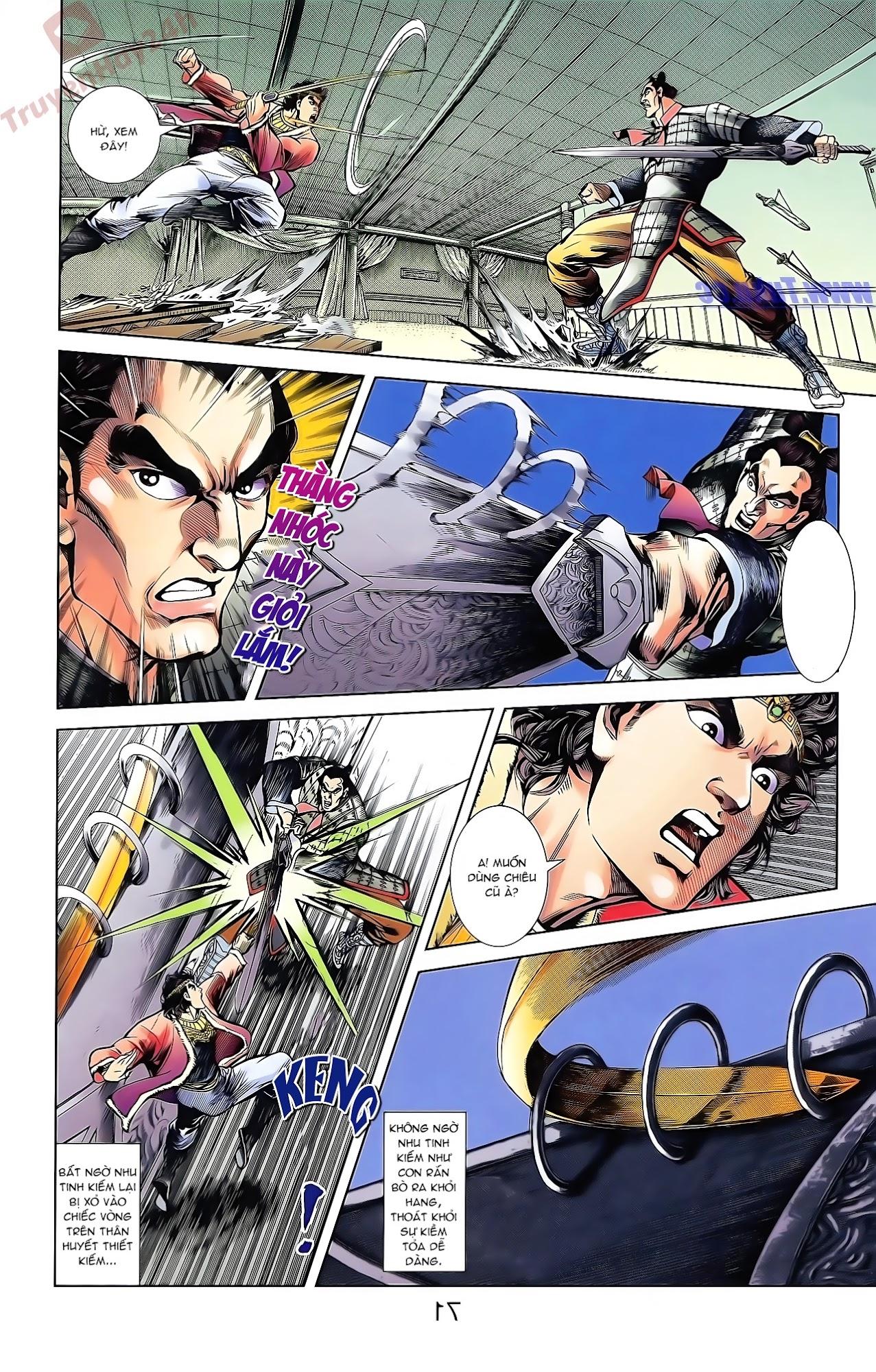 Tần Vương Doanh Chính chapter 42 trang 5