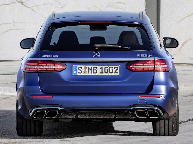 Mercedes-AMG E 63 2021