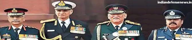 Naravane Calls For Better Synergy Among 3 Forces