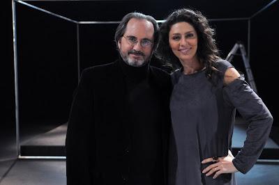 Jorge Forbes e Maria Fernanda Cândido_Foto Jair Magri