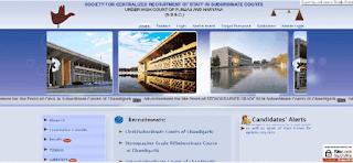 Chandigarh High Court Recruitment 2018 – Assistant Librarian Post