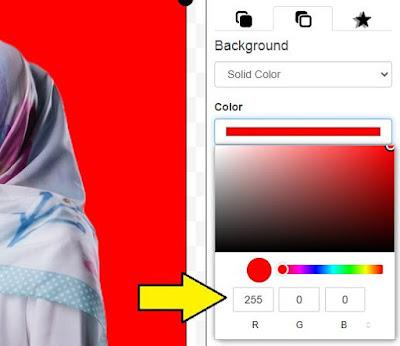 Edit Foto Background Merah Online 3