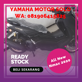 Harga Cash Kredit New Nmax 2020 Solo