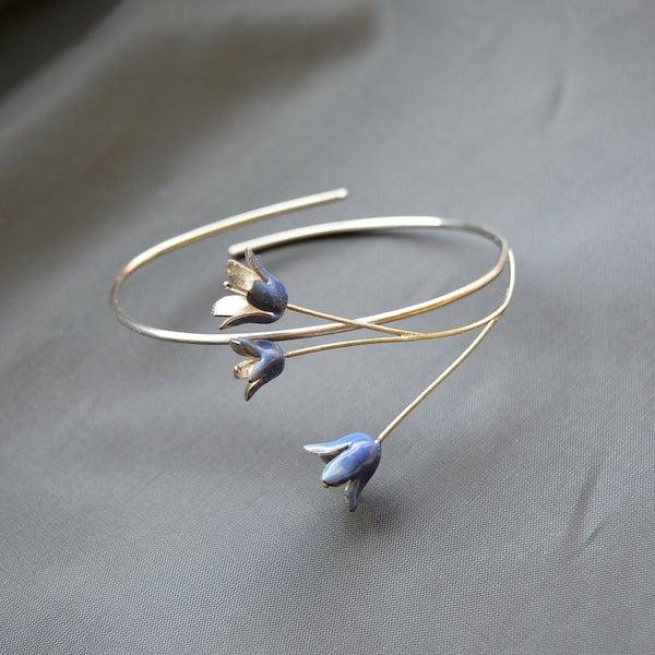 recycled%2BPET%2Bbottle%2Bjewelry%2Bbluebell%2Bbracelet