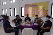 Kapolres Kep. Selayar Himbau Pelaku Pasar Ramadhan dan Tarawih Memperhatikan Prokes