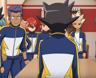 Inazuma Eleven: Orion no Kokuin Episódio 38
