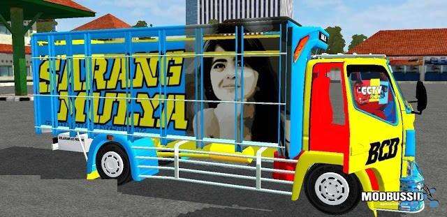MOD Truck Sarang Mulya Full Strobo