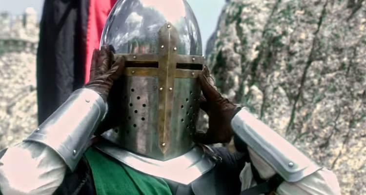 La Cruz de San Jorge, un corto sobre la realidad de muchas producciones en cine y tv