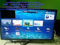 Service TV LG Polytron Samsung Sharp Sony Tangerang