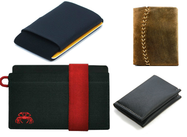 20 Simple and Minimal Wallet Designs Spicytec - wallet designs templates
