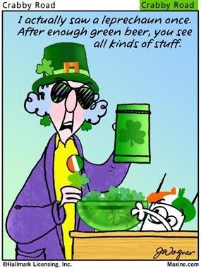 My Naturally Frugal Family: Happy St. Patrick's Day