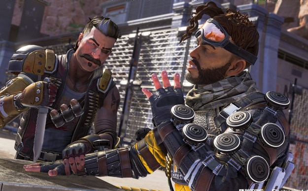 Apex Legends could forgive you for losing matches against cheaters