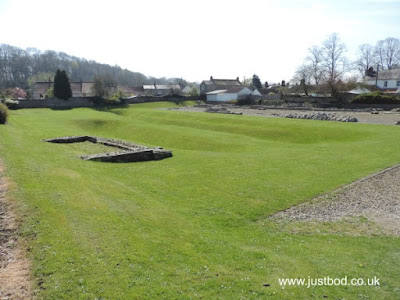 Piercebridge Roman Fort East Gate excavations