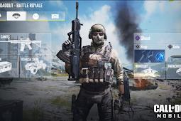 Cara Cepat Naik Rank Di Game Call Of Duty : Mobile