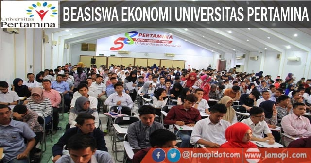 Beasiswa Ekonomi Universitas Pertamina