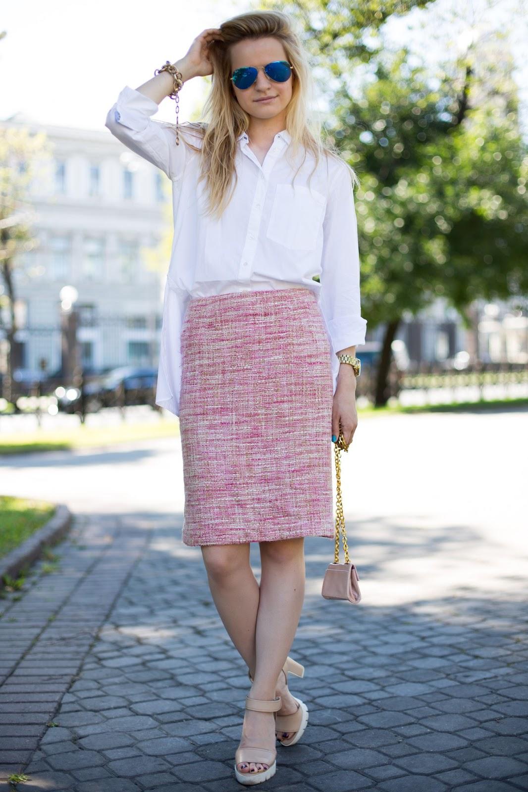 Ирина Павлов блог, блог коста мода, фэшн блоггеры россии Ирина, модный блоггер 2015 фото, модная белая рубашка