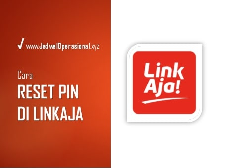 Cara Reset PIN LinkAja