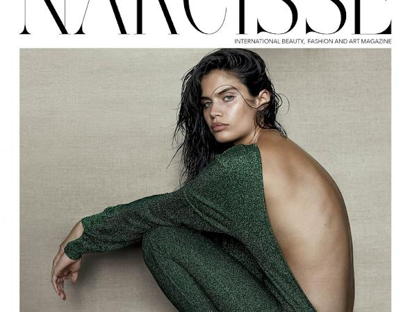 """Sara Sampaio na revista  """"Narcisse"""" de outubro 2017"""