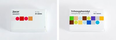 design context what is good modern and vintage medical packaging