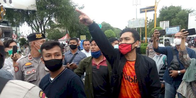 Aksi Tolak HRS Di Banda Aceh Dinilai Sebagai Upaya Memancing Kerusuhan