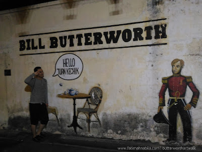 Butterworth Art Walk