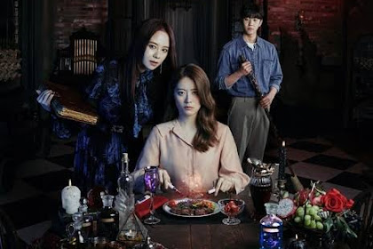 DRAMA KOREA THE WITCH'S DINER EPISODE 3 SUBTITLE INDONESIA