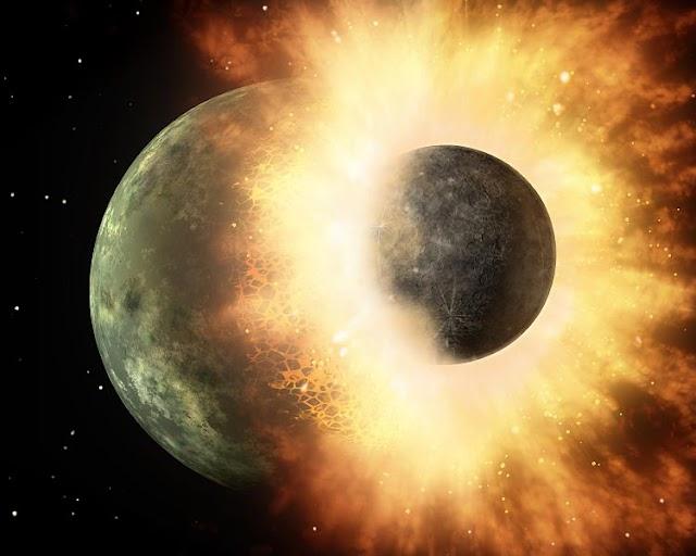 Ερείπια εξωγήινου πλανήτη κρύβονται βαθιά μέσα στο μανδύα της Γης