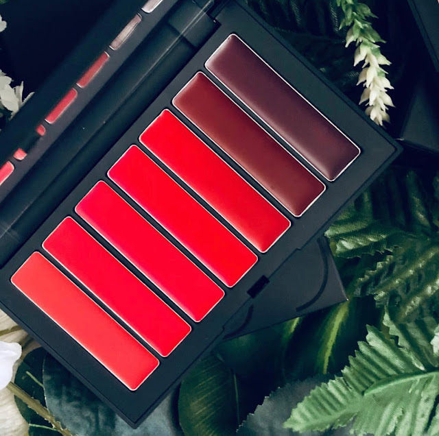 "Audacious lipstick palette by Nars cosmetics ""forget me not"""