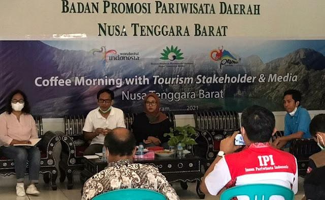 Promosikan Pariwisata, BPPD NTB akan Lakukan Riset Pasar dan Potensi Destinasi