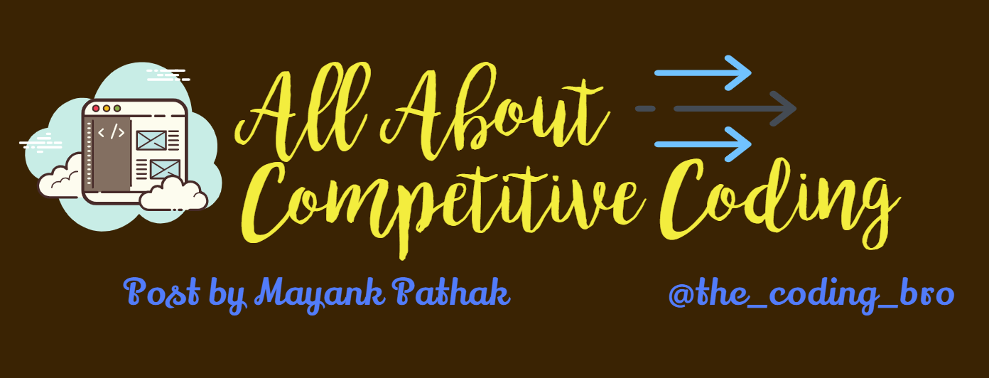 All About Competitive Coding